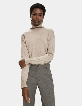 Coby Farrow Angora Turtleneck Sweater