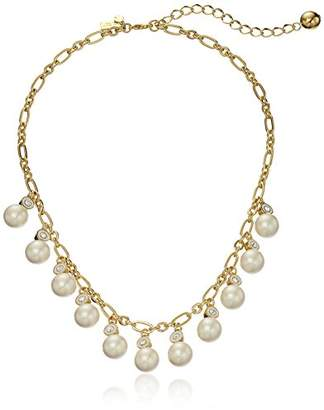 Kate Spade Pearly Delight Gold-Tone-Plated Necklace