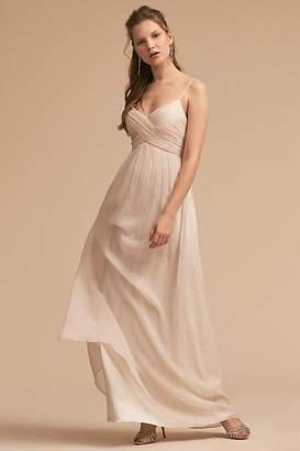 Anthropologie Brigitte Wedding Guest Dress