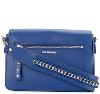 Love Moschino chain strap shoulder bag