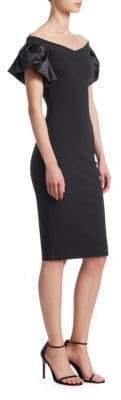 Chiara Boni Eunice Off-The-Shoulder Dress