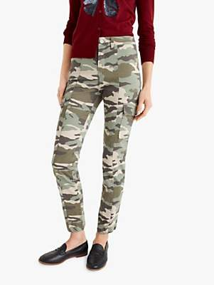 da2743d59b122 J.Crew Vintage Straight Cargo Pants, Faded Vine