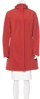 Patagonia Fleece-Lined Zip Coat $85 thestylecure.com