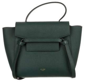 Celine 2018 Nano Belt Bag gold 2018 Nano Belt Bag