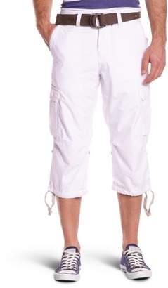 Schott NYC Men's Cargo US 50 Shorts,W32