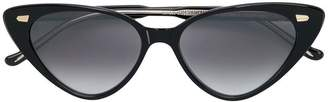 Cutler & Gross Cateye frame sunglasses