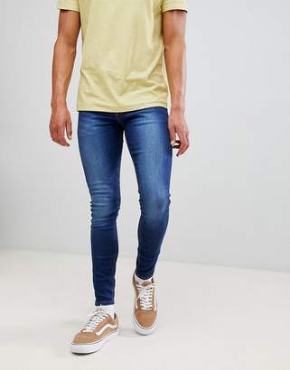 New Look super skinny jeans in indigo