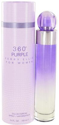 Perry Ellis 360 Purple Eau De Parfum Spray for Women (3.4 oz/100 ml) $82 thestylecure.com