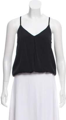 Alice + Olivia Silk Sleeveless Top w/ Tags