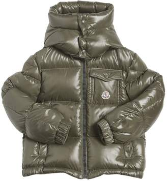 Moncler Mont Belliard Nylon Down Jacket