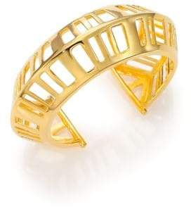 Nest Cage Cuff Bracelet