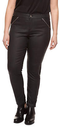 Dex Plus Super Skinny Zip Pocket Pants