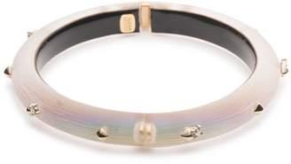 Alexis Bittar Studded Bangle Bracelet