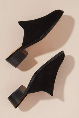 Soludos Jill Suede Loafers