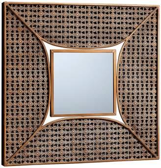 Camilla And Marc Castle Road Interiors Darell Mirror, 61 x 61 cm