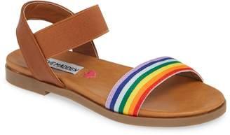 Steve Madden JDell Rainbow Sandal