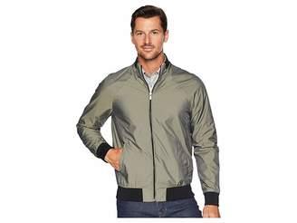 Calvin Klein Bomber Military Nylon Jacket