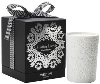 Christian Lacroix Montmajour Porcelain Candle