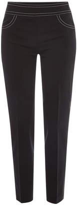 Moschino Pants with Virgin Wool