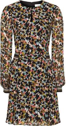 Reiss Martina - Ditsy Printed Dress in Multi