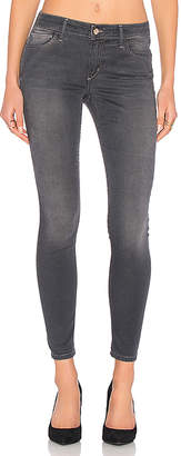 Joe's Jeans The Icon Ankle Skinny in Gray $189 thestylecure.com