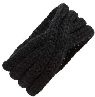 ... UGG Collection Chunky Cable Knit Head Wrap