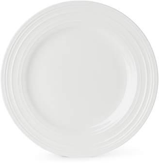 Mikasa Ciara White Embossed Dinner Plate