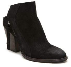 Dolce Vita Holden Suede Booties $140 thestylecure.com