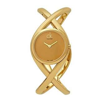 Calvin Klein Women's K2L23509 Enlace Analog Display Swiss Quartz Watch