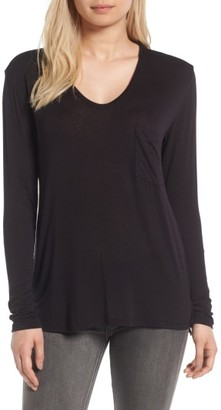 Women's Bp. Pocket Tee $29 thestylecure.com