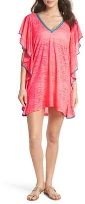 Pitusa Flare Cover-Up Minidress