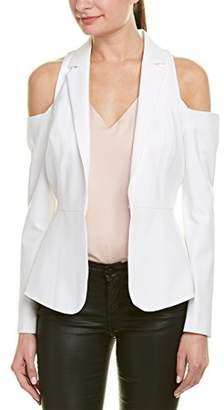 BCBGMAXAZRIA Women's Shasha Peplum Blazer