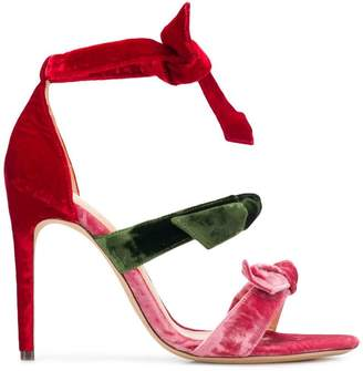 Alexandre Birman Lolita bow sandals