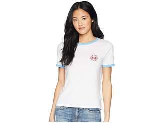 Vans Spidey Ringer Tee Women's T Shirt