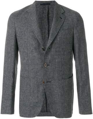 Caruso tweed blazer