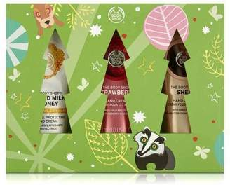 The Body Shop Handfuls Of Happiness Gift Set