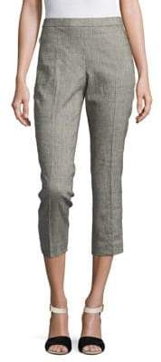 Theory Cropped Pull On Pants