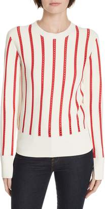 Equipment Amrit Stripe Sweater