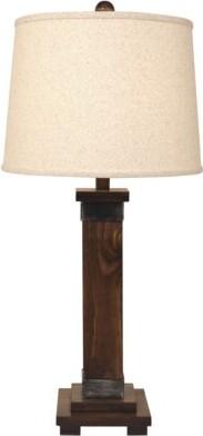 "Athena Millwood Pines Mission 32"" Table Lamp Millwood Pines"