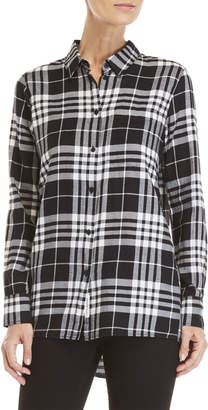 Cheap Monday Behave Flannel Shirt