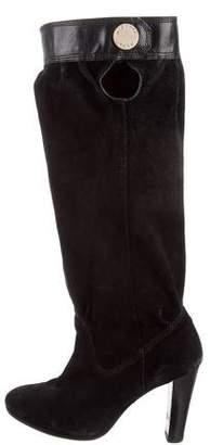 MICHAEL Michael Kors High-Heel Mid-Calf Boots