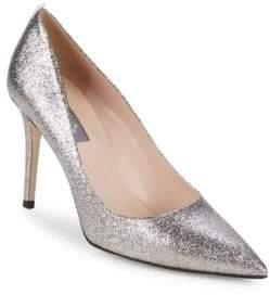Sarah Jessica Parker Fawn Glitter Pumps