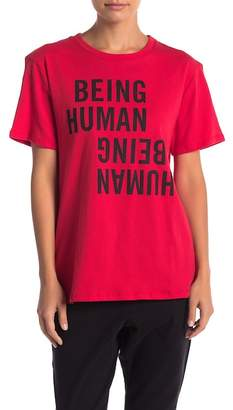 THE PHLUID PROJECT Being Human Graphic Tee