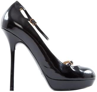 John Galliano Black Patent leather Heels