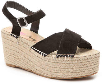Penny Loves Kenny Friend Wedge Sandal - Women's