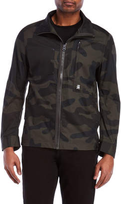 G Star Raw Camo Zip Jacket