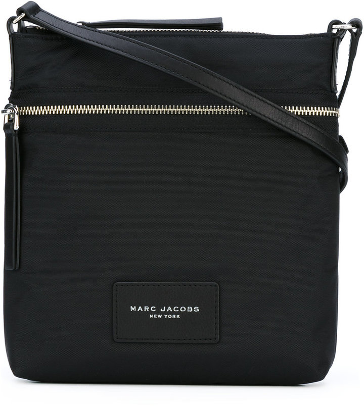 Marc Jacobs Marc Jacobs top zip messenger bag