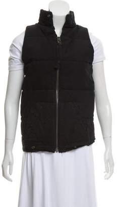 Greg Lauren Puffy Tent Vest