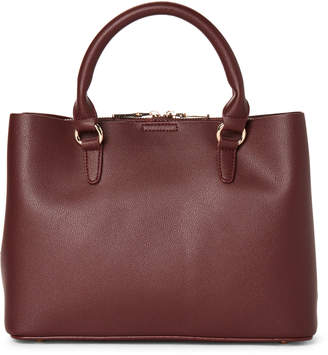Urban Expressions Burgundy Ruth Vegan Satchel