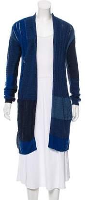 Diane von Furstenberg Knit Long Sleeve Cardigan